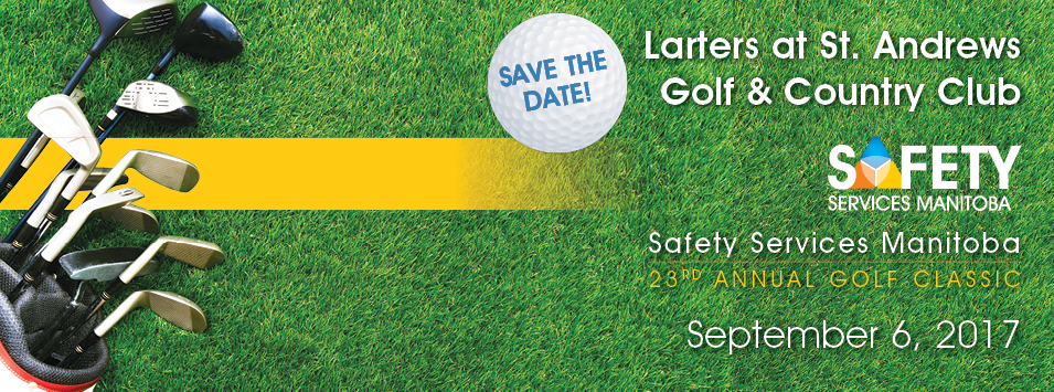 2017 Golf Save the Date