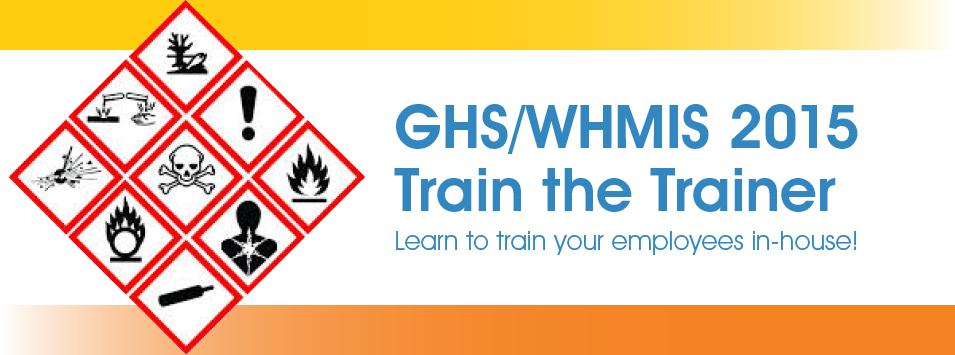 GHS/WHMIS TTT