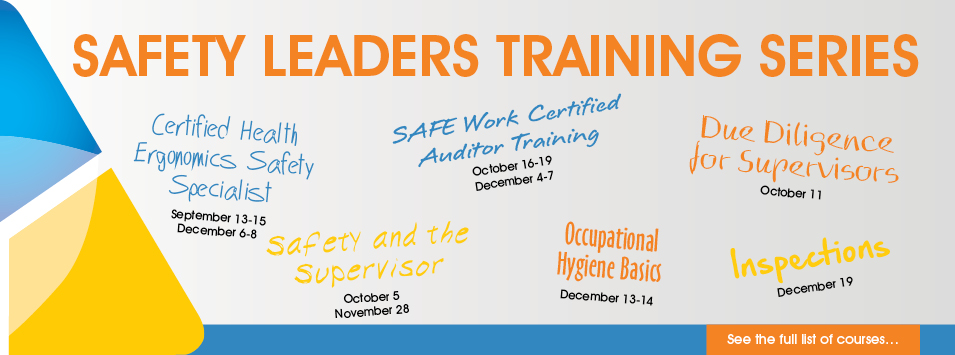 Safety Leaders Fall/Winter 2017