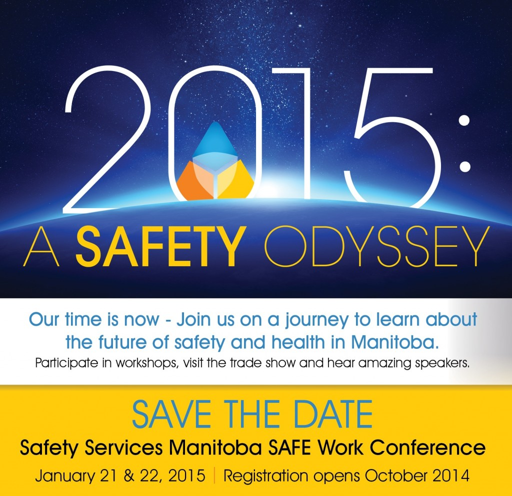 Save the Date for the SSM SAFE Work Conference, January 21 and 22, 2015