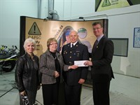 Operation Red Nose Provincial Launch 2012