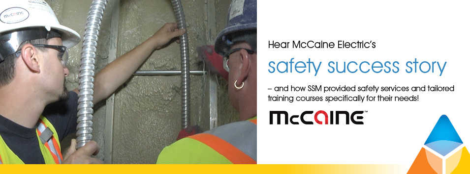 McCaine Electric – Client Testimonial
