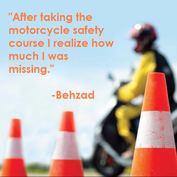 motorcycle testimonial