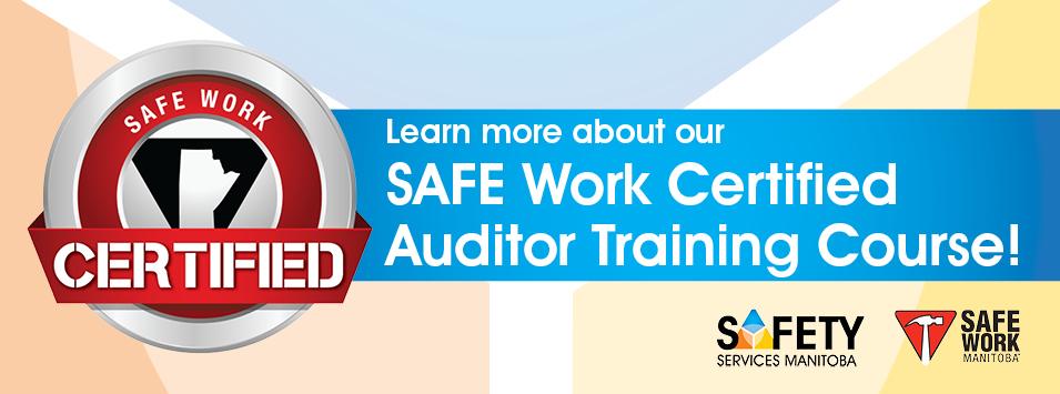 SAFE Work Certified Auditor Training